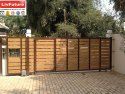 Automatic Iron Sliding Gate