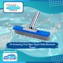 SS Swimming Pool Algae Brush With Aluminum Frame