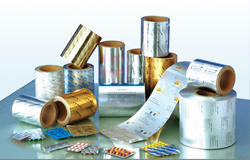 Pharmaceutical Printed Foil