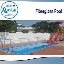 Fibreglass Pool, For Hotels/Resorts