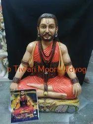 Marble Maharaj Statue