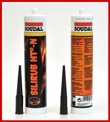 Soudal Firecement High Temperature Cement Sealant