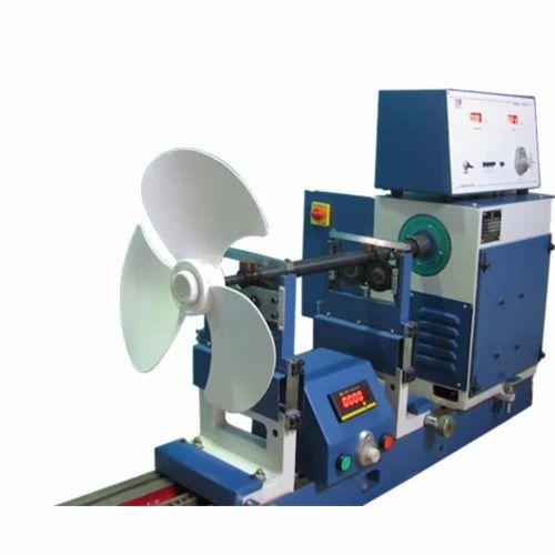 Dynamic Balancing Machines Belt Driven Manufacturer From Kolhapur