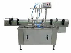 Automatic Linear Type Airjet Bottle Cleaning Machine