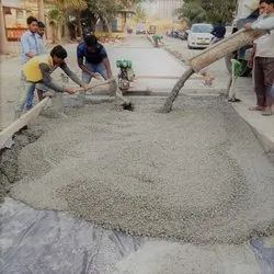 Concrete Mix, Packaging Type: Loose Material, For Construction