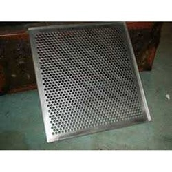 Titanium Perforated Sheets & Plates