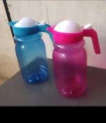 Blue Plastic Water Jug