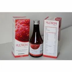 Multivitamin Syrup, Bottle Size: 200 ml