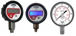 Winters Canada Digital Pressure Gauge DPG215