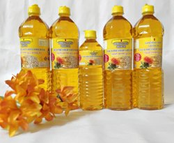Coconut Safflower Oil, Size: 1 Liter