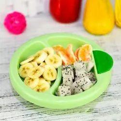 Children Food Feeding Dish Or Warming Plate