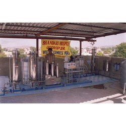 Automatic Dialysis Water Treatment Plant