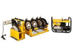 HDPE Pipe Welding Machine  Model No : 315 HDC