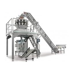 Weigher Pouch Packing Machine