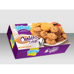 Cookies Packaging Box
