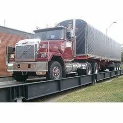 Pitless Truck Scale