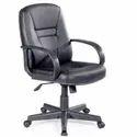 Fkc Fixed Arms Revolving Office Chair, Warranty: 1 Year