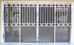 Steel Windows Grills