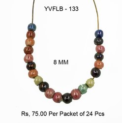 Lampwork Fancy Glass Beads - YVFLB-133