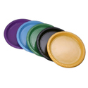 Colored Disposable Plate