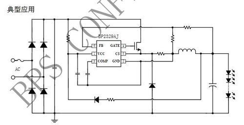 bp2329a led driver ic  led driver ic