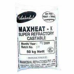 Maxheat-K ( MAHAKOSHAL REFRACTORIES)