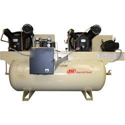 Two Stage Electric Duplex Reciprocating Air Compressor