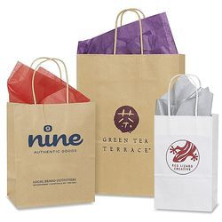 Paper Bag Printing Service, To Be Provided By Client