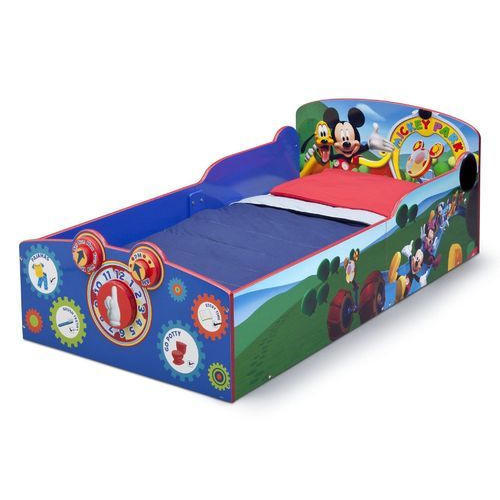Kids Mickey Mouse Bed Size 6 25 X 5, Mickey Mouse Baby Furniture