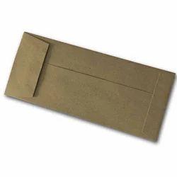 Brown Plain Kraft Paper Envelope