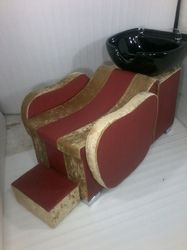 Beauty Parlour Shampoo Chair
