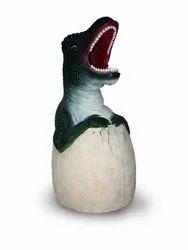 Dino dustbin