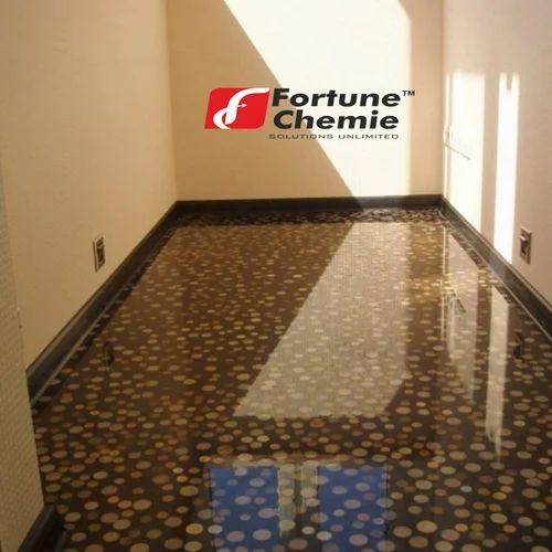 Crystal Clear Epoxy Series - Fortune Chemie Epoke 3D Floor
