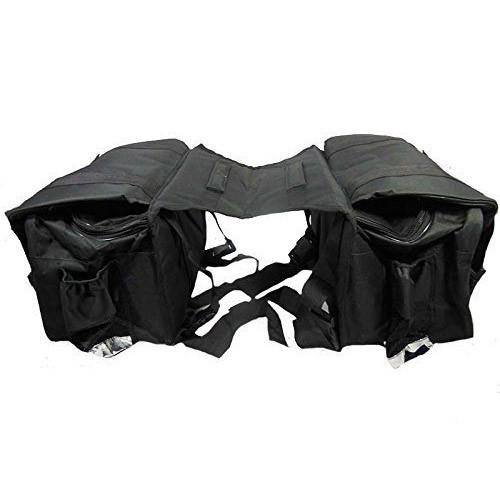 Bullet Saddle Bags