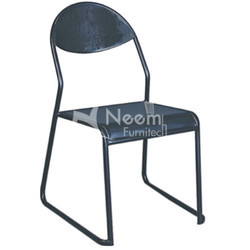 NF-175 Perforated Steel Restaurant Chair