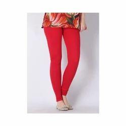 Multicolor Cotton Ladies Churidar Leggings, Size: XL & XXL
