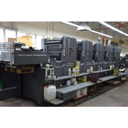 Heidelberg High Speed Offset Printing Machines