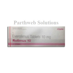 Rolimus 10mg Tablets