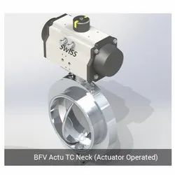 BFV Actu TC Neck - Acuator Operated