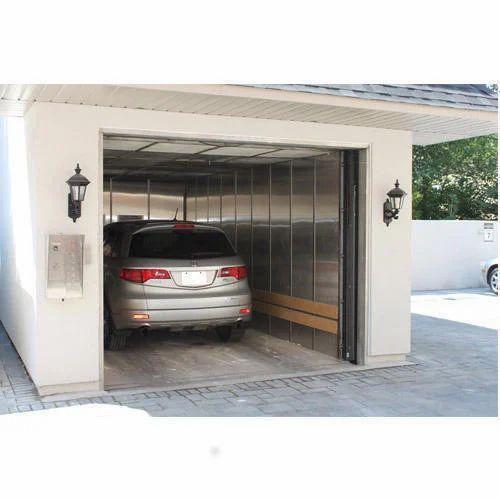 Auto Door Car Elevator