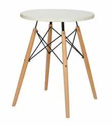 Quedo Restaurant Table, Size: 3x3