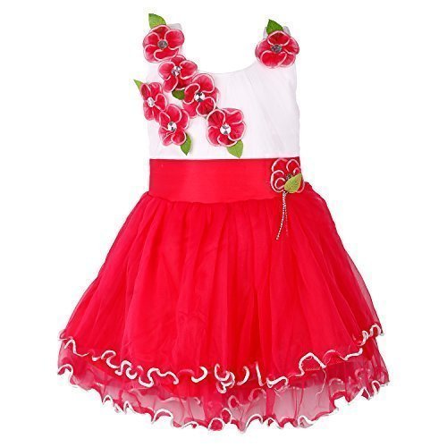0e3254915143 Party Wear Designer Baby Girl Frock