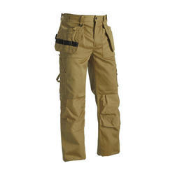 Men Cotton Factory Cargo Trouser