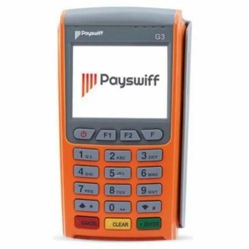 Payswiff G3 Mini Atm Point Of Sale Machine पओएस मशन