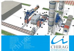 Chirag Automatic Fly Ash Bricks Machine