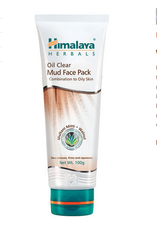 Himalaya Oil Clear Mud Face Pack, Pack Size: 50g And 100g