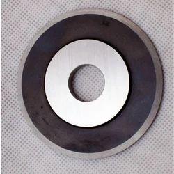Silver Steel Crush Cutting Industrial Blade, Size: 43 X 22 X 0.3 Mm