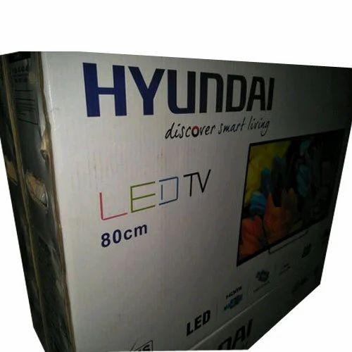 Hyundai 80cm Led Tv