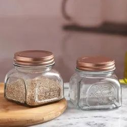 Harmony Square Jar 250 Ml