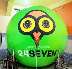 24 Seven Advertising Balloon